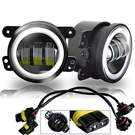 AUSI fog lights with wiring harness