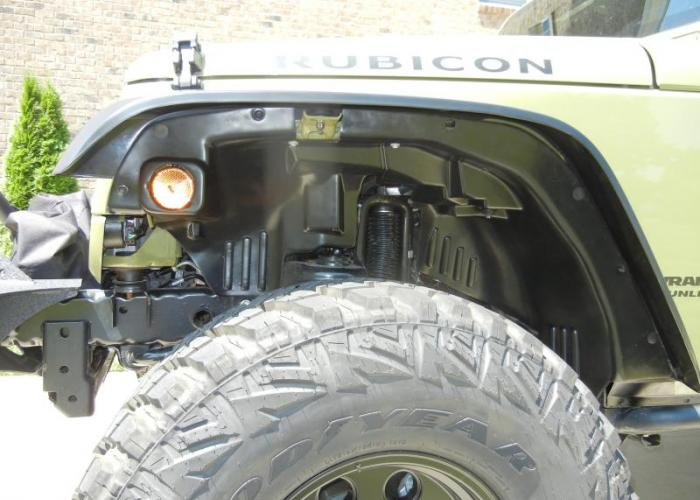 rugged ridge flat fender underside