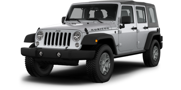 2016 jeep rubicon